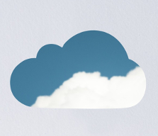cloud-nur wolke